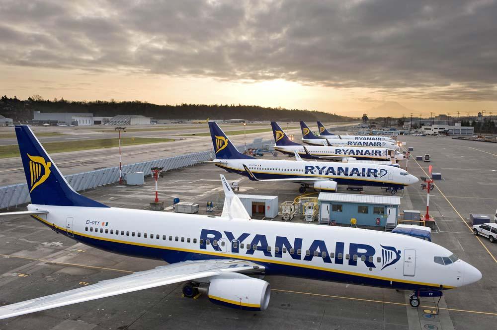 Ryanair volare low cost