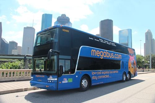 Megabus: pullman low cost