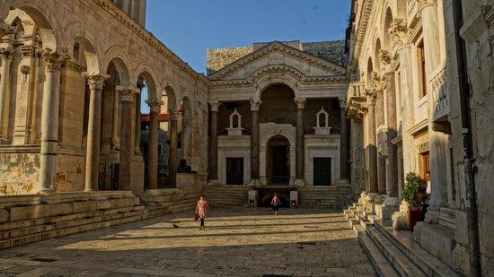 Palazzo Diocleziano a Spalato