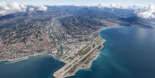Parcheggio aeroporto Nizza Costa Azzurra