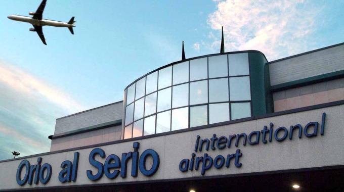 Parcheggio aeroporto Bergamo