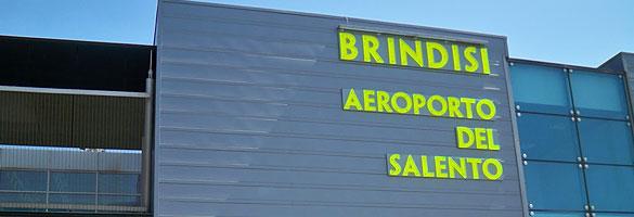 Parcheggio Aeroporto Brindisi Casale