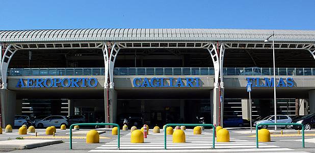 Parcheggio aeroporto Cagliari Elmas