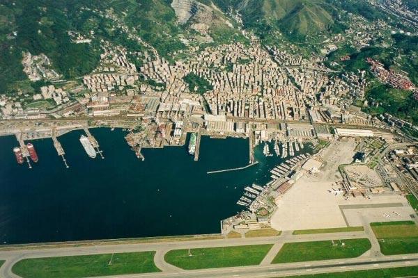 Parcheggio Aeroporto Genova