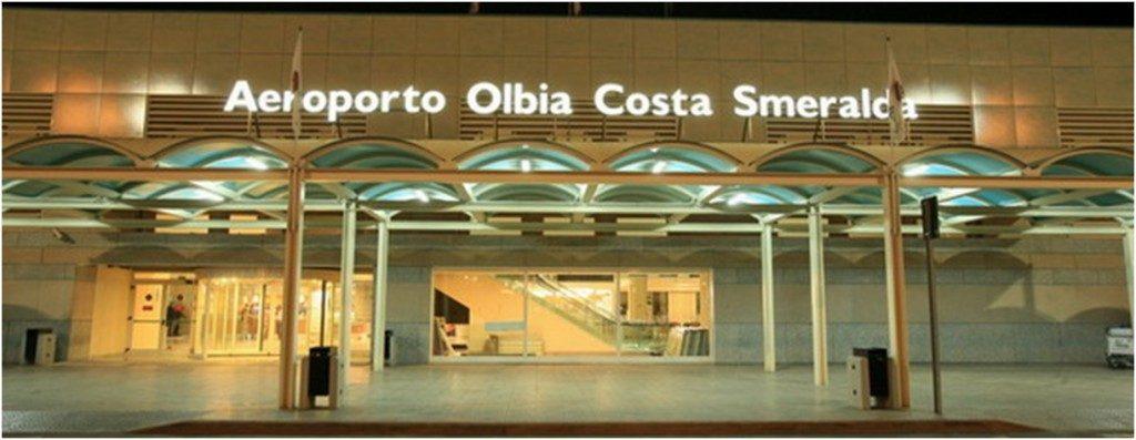 Parcheggio aeroporto Olbia