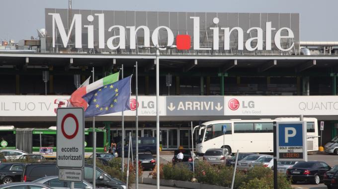 Parcheggio aeroporto Linate