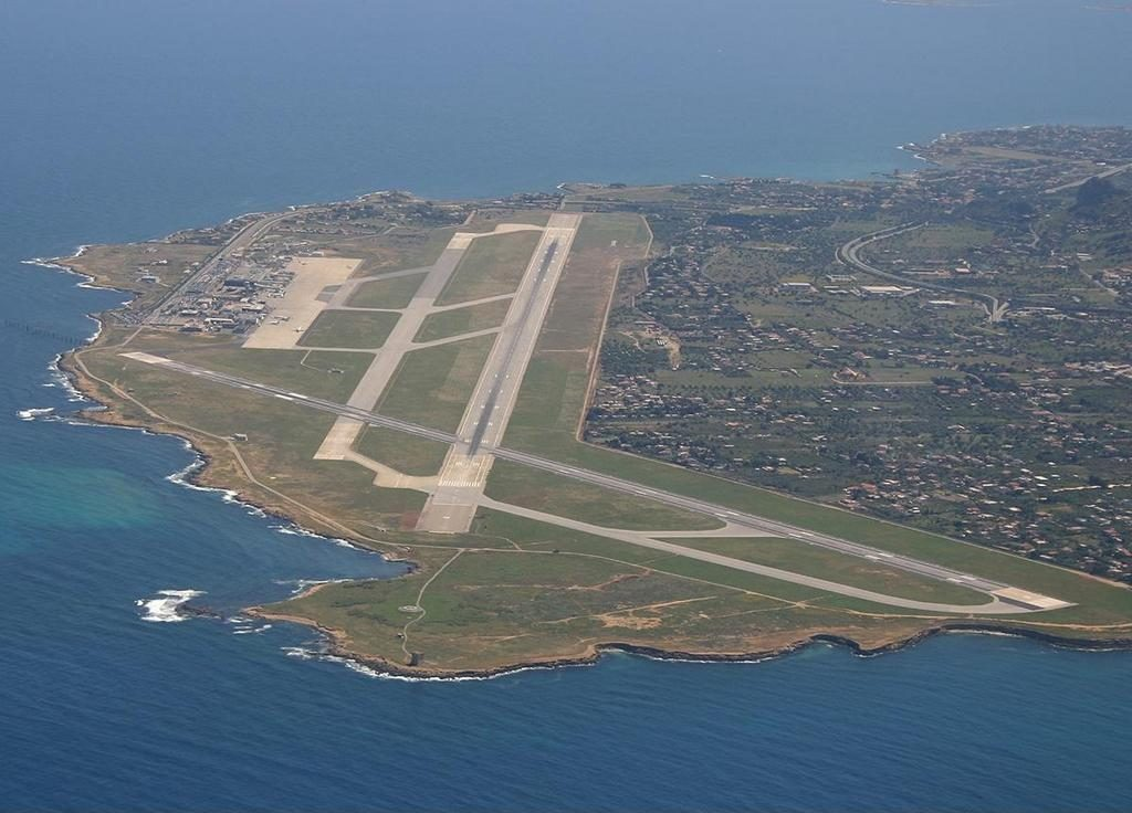 Parcheggio Aeroporto Palermo