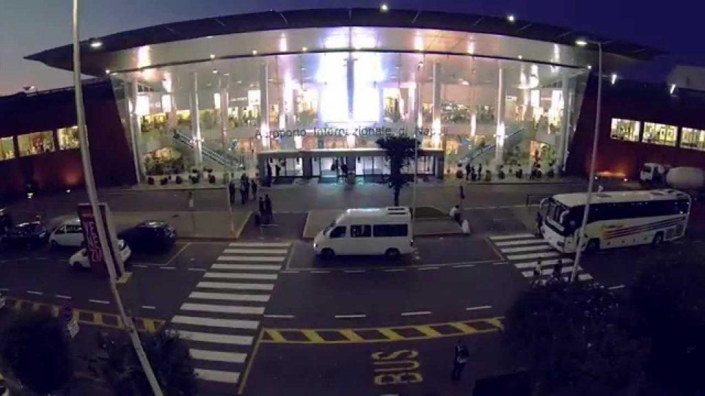 Parcheggio aeroporto Napoli