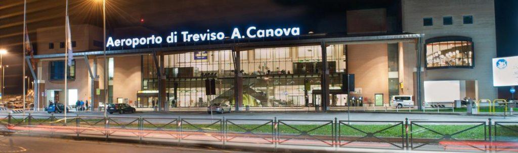 Parcheggio Aeroporto Treviso