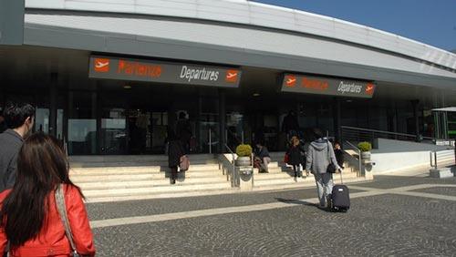 Parcheggio aeroporto Ciampino