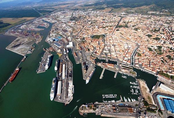 Parcheggio Porto Livorno