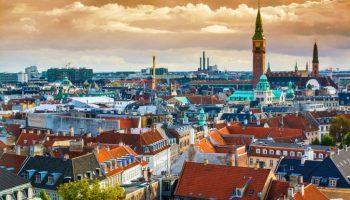 Volo Torino-Copenaghen Blueair