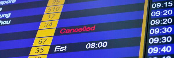 Ryanair 2000 voli cancellati