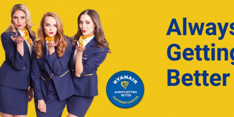 Ryanair - Always Getting Better