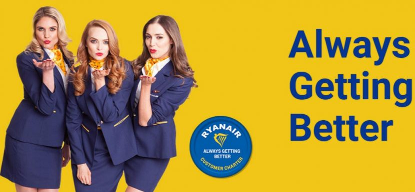 Ryanair - Always Getting Better