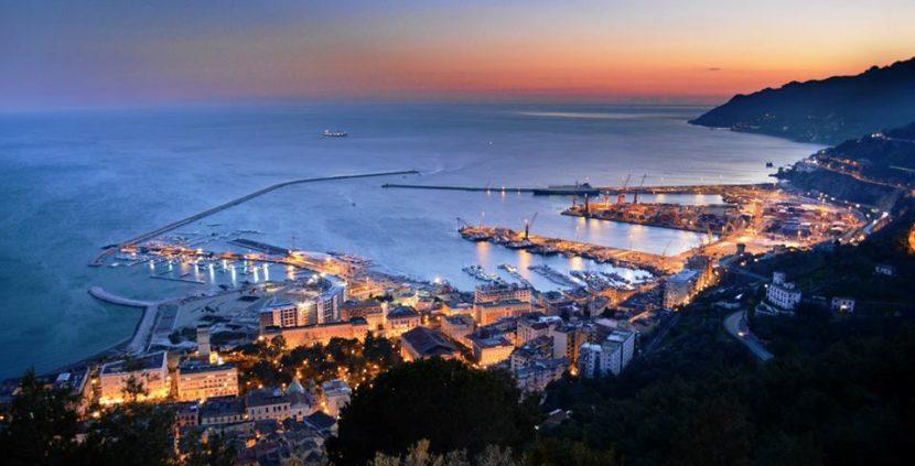 Parcheggio porto Salerno